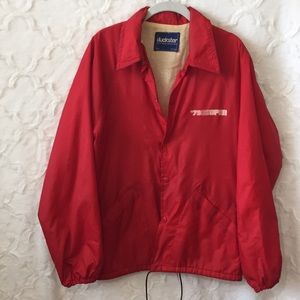 VTG Duckster 79 US Open Windbreaker Jacket Medium